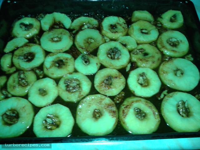 Υπέροχη μηλόπιτα - Βήμα 15