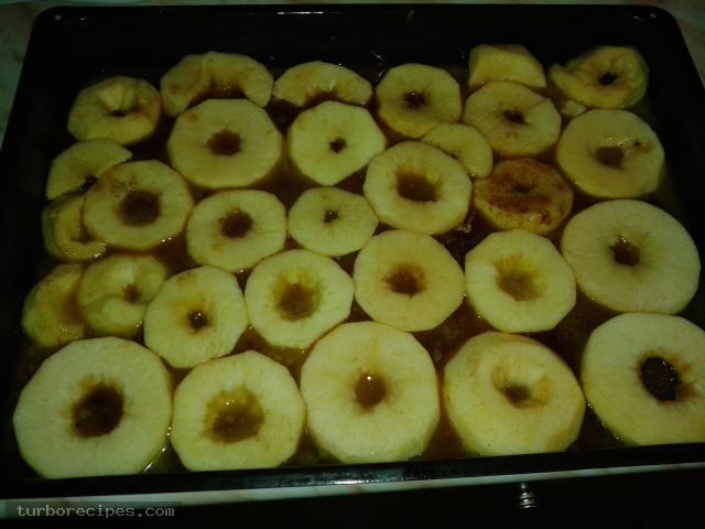 Υπέροχη μηλόπιτα - Βήμα 5