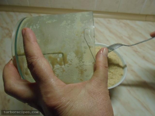 Παραδοσιακή σκορδαλιά με ψωμί - Βήμα 13