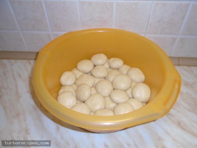 Νηστίσιμα μανιταροπιτάκια - Βήμα 1