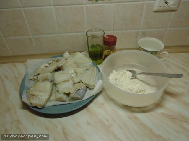Μπακαλιάρος σκορδαλιά - Υλικά συνταγής