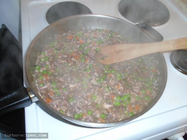 Καλαμαράκια γεμιστά με ρύζι - Βήμα 15