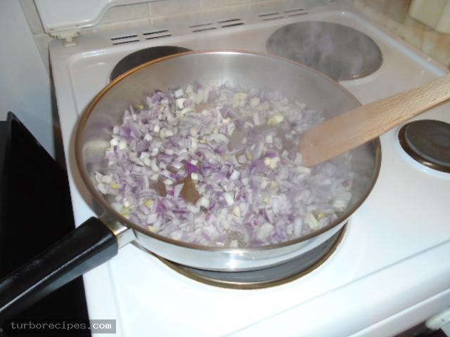 Καλαμαράκια γεμιστά με ρύζι - Βήμα 4