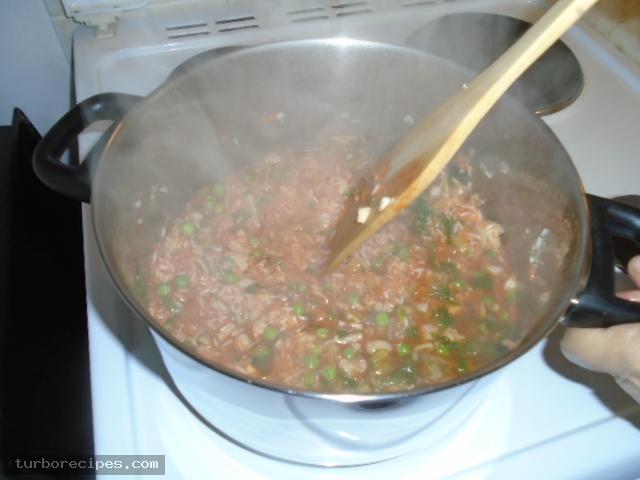 Θράψαλα γεμιστά στο φούρνο - Βήμα 10