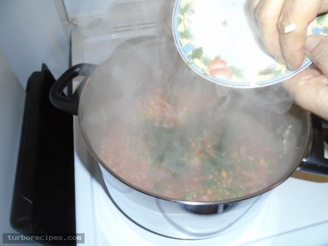 Θράψαλα γεμιστά στο φούρνο - Βήμα 14