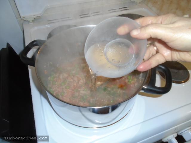 Θράψαλα γεμιστά στο φούρνο - Βήμα 15
