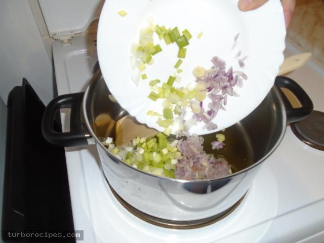 Θράψαλα γεμιστά στο φούρνο - Βήμα 3