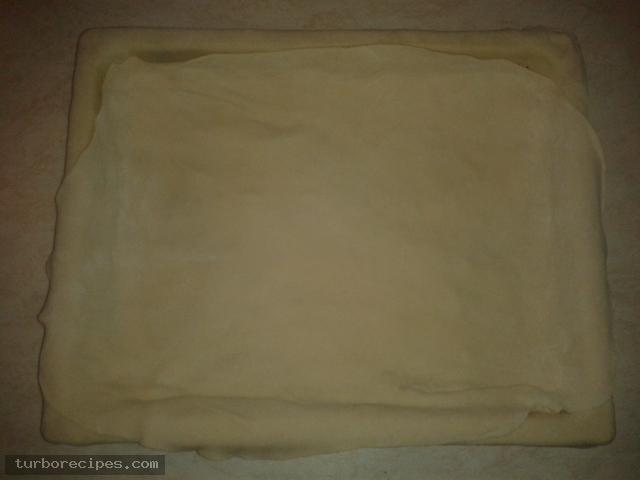 Νηστίσιμη μανιταρόπιτα - Βήμα 26