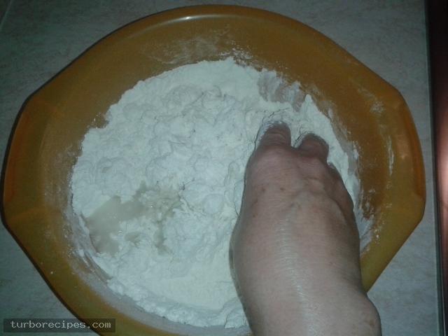 Νηστίσιμη μανιταρόπιτα - Βήμα 6