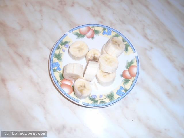 Παγωτό φράουλα με γιαούρτι - Βήμα 1