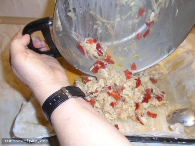 Κοτόπιτα - Βήμα 20