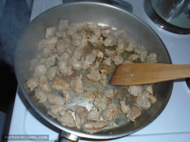 Σπιτικοί γύροι με χοιρινό κρέας - Βήμα 6