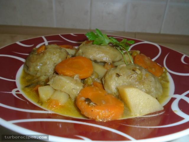 Αγκινάρες με λαχανικά