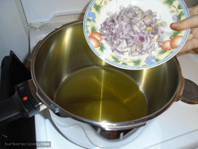 Αγκινάρες με λαχανικά - Βήμα 3