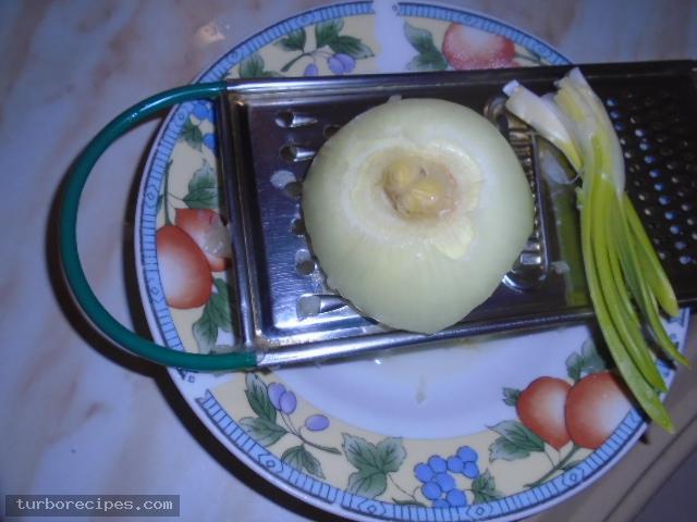 Παραδοσιακοί λαχανοντολμάδες - Βήμα 2