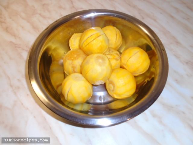 Μαρμελάδα πορτοκάλι - Βήμα 13