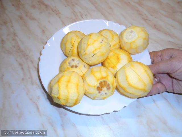 Μαρμελάδα πορτοκάλι - Βήμα 3