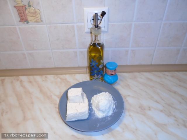 Απαλή τυροσαλάτα - Υλικά συνταγής