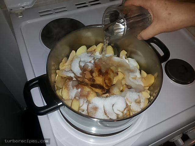 Χωριάτικη μηλόπιτα - Βήμα 7