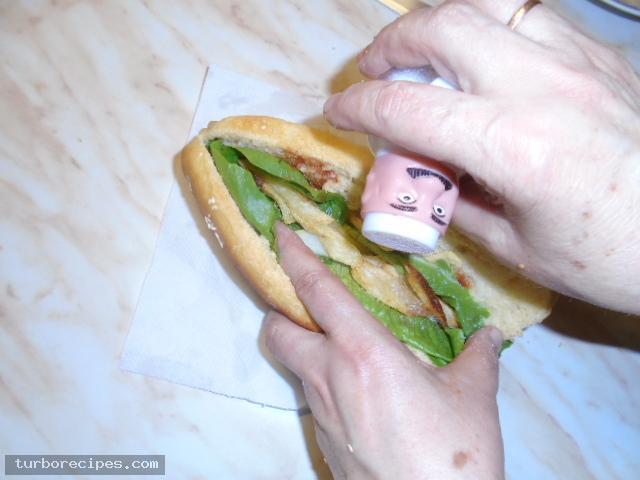Σπιτικά hot dog - Βήμα 11