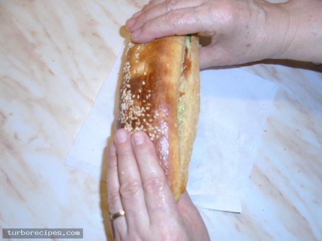 Σπιτικά hot dog - Βήμα 14