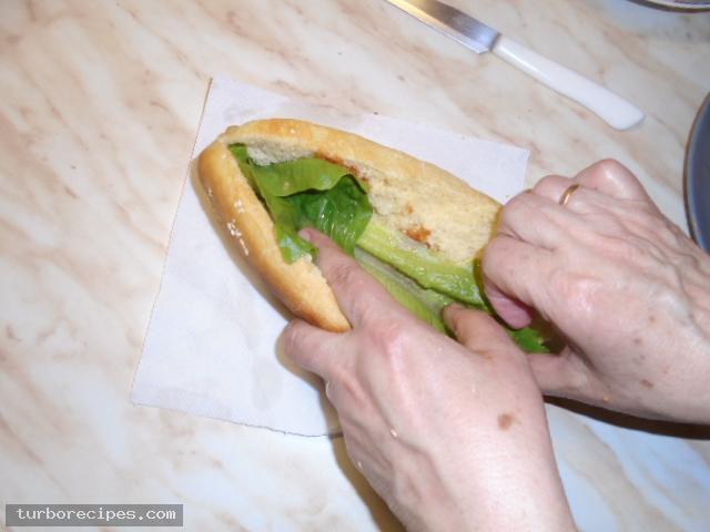 Σπιτικά hot dog - Βήμα 9