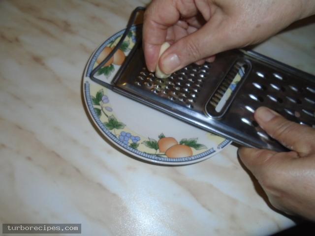 Ντιπ γιαουρτιού - Βήμα 1