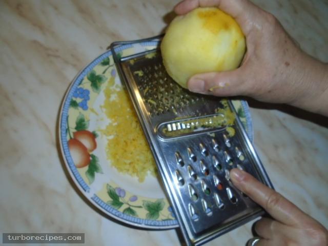 Κρέμα λεμονιού - Βήμα 1