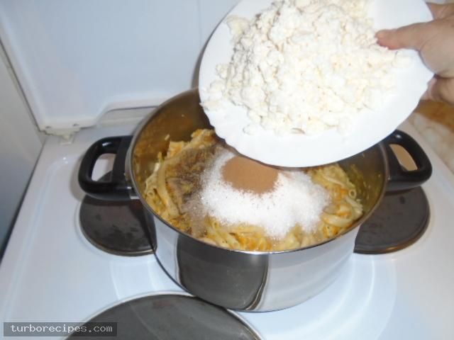 Κολοκυθόπιτα με μακαρόνια και τυρί - Βήμα 19