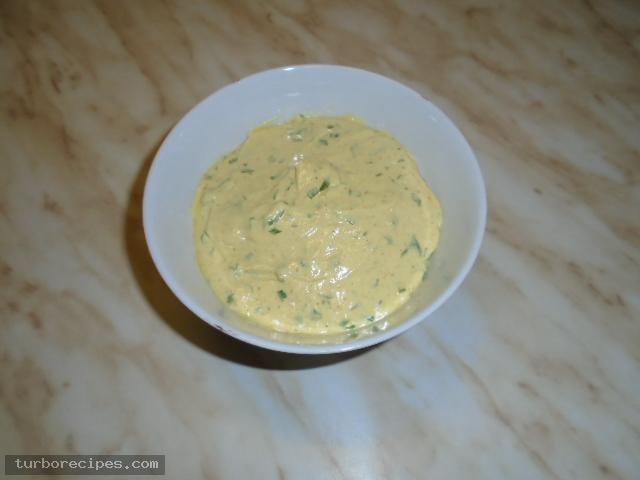 Σάλτσα μουστάρδας - Βήμα 9