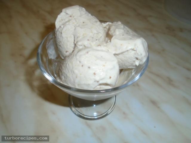 Παγωτό σύκο χωρίς παγωτομηχανή