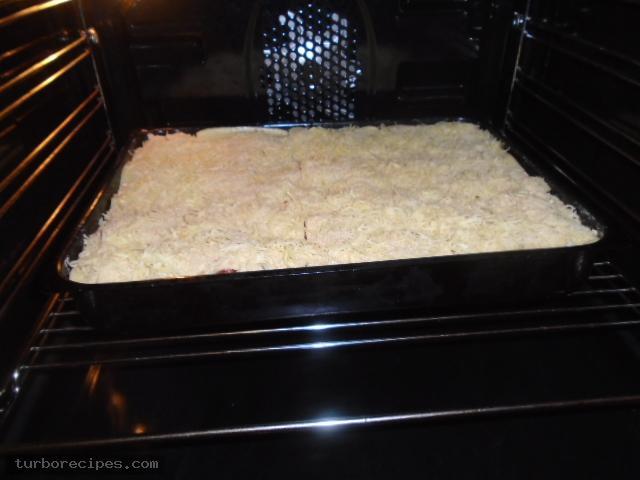 Σουφλέ με ψωμί του τοστ - Βήμα 24