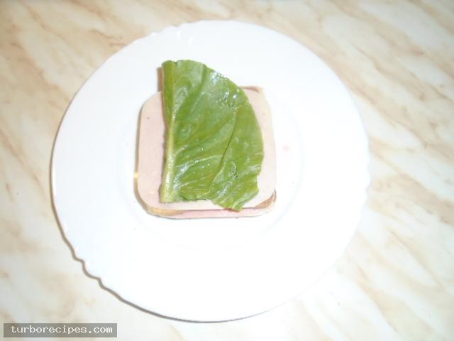 Σπιτικό κλαμπ σάντουιτς - Βήμα 10