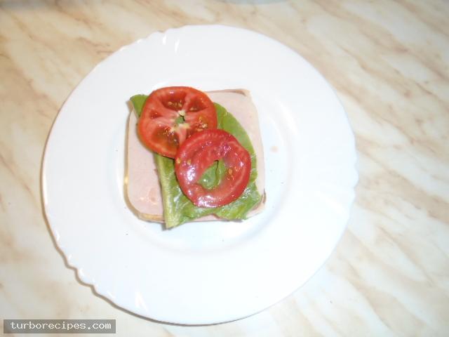 Σπιτικό κλαμπ σάντουιτς - Βήμα 11