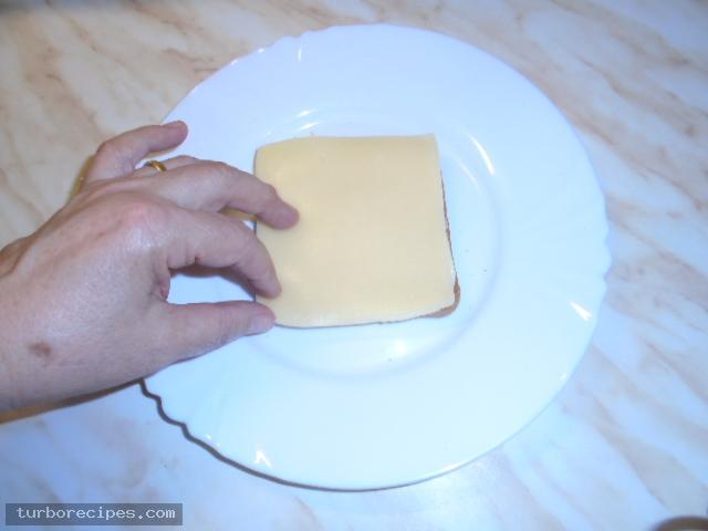 Σπιτικό κλαμπ σάντουιτς - Βήμα 6