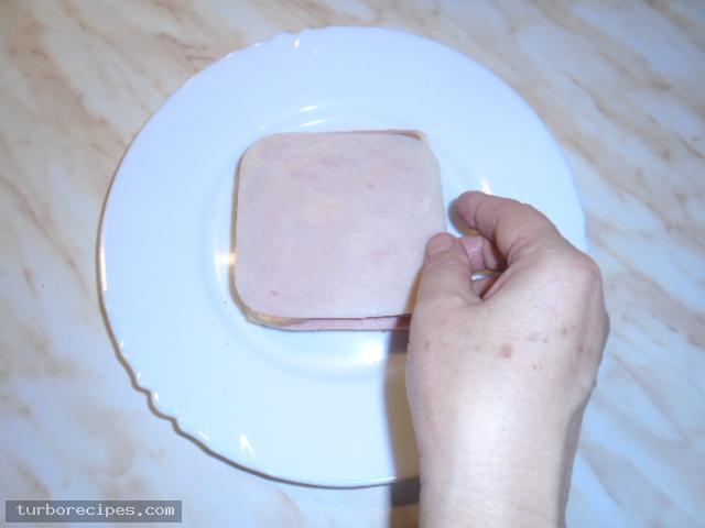 Σπιτικό κλαμπ σάντουιτς - Βήμα 9