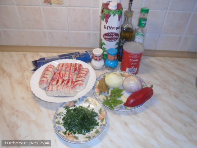 Λιγκουίνι με σουρίμι αστακού - Υλικά συνταγής