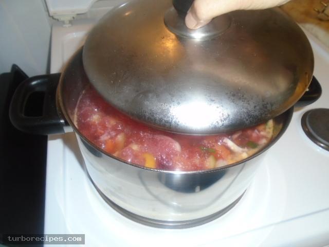 Χορτόσουπα - Βήμα 10