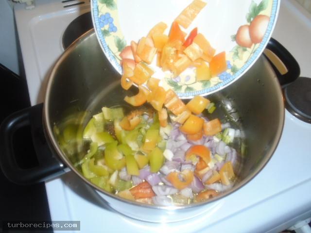 Χορτόσουπα - Βήμα 3