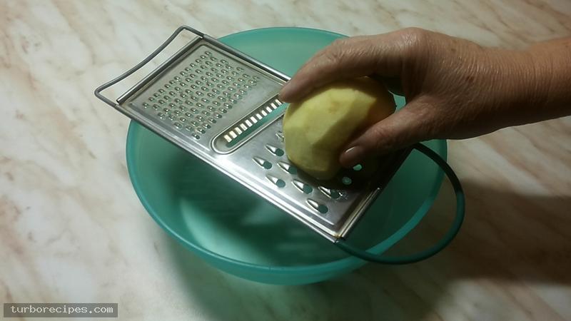 Φανταστική νηστίσιμη μηλόπιτα - Βήμα 1