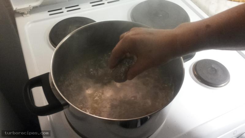 Γιουβαρλάκια αυγολέμονο - Βήμα 10