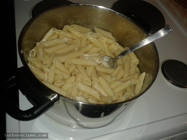 Σουφλέ ζυμαρικών - Βήμα 6