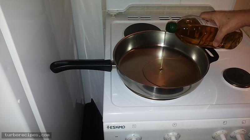 Κολοκυθάκια τηγανιτά - Βήμα 5