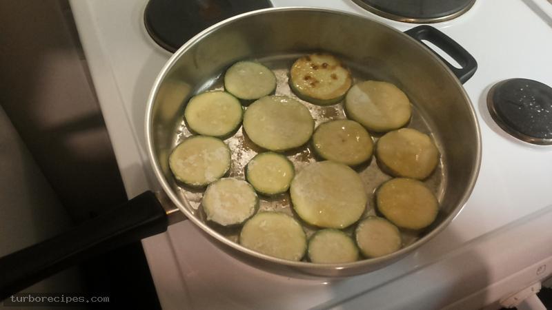 Κολοκυθάκια τηγανιτά - Βήμα 7