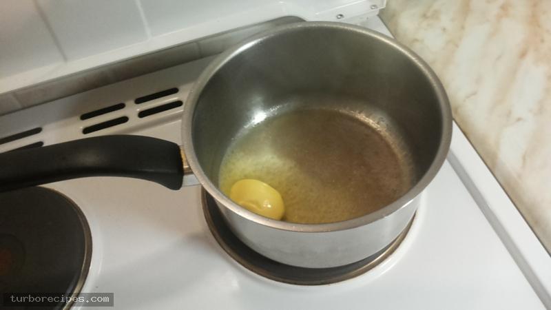 Λευκή σάλτσα με κρέμα γάλακτος - Βήμα 3