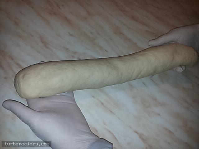 Χωριάτικο ζυμωτό ψωμί - Βήμα 18