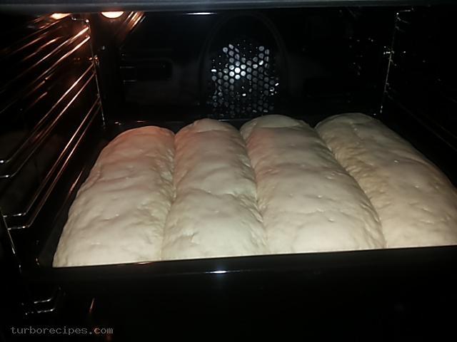 Χωριάτικο ζυμωτό ψωμί - Βήμα 23