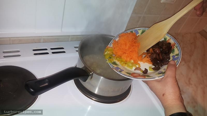 Κόκκινη σάλτσα - Βήμα 5