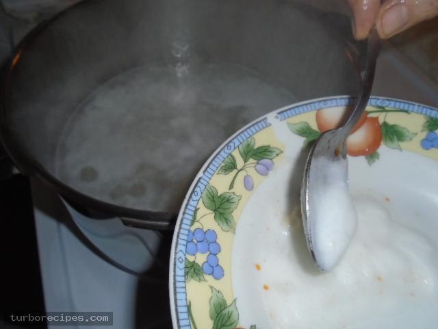 Ρεβύθια με ντομάτα - Βήμα 5