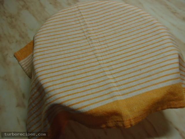 Χωριάτικο φύλλο για πίτες ή γλυκά - Βήμα 11